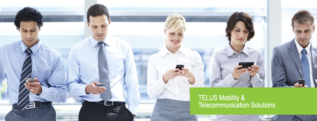 TELUS Mobility Rate Plans