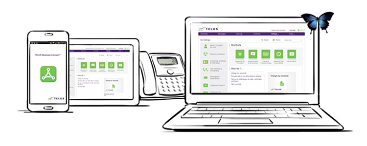 telus business plan